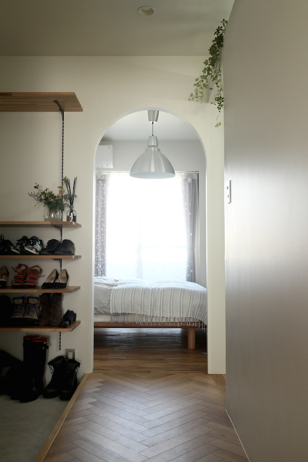 玄関ー寝室.JPG