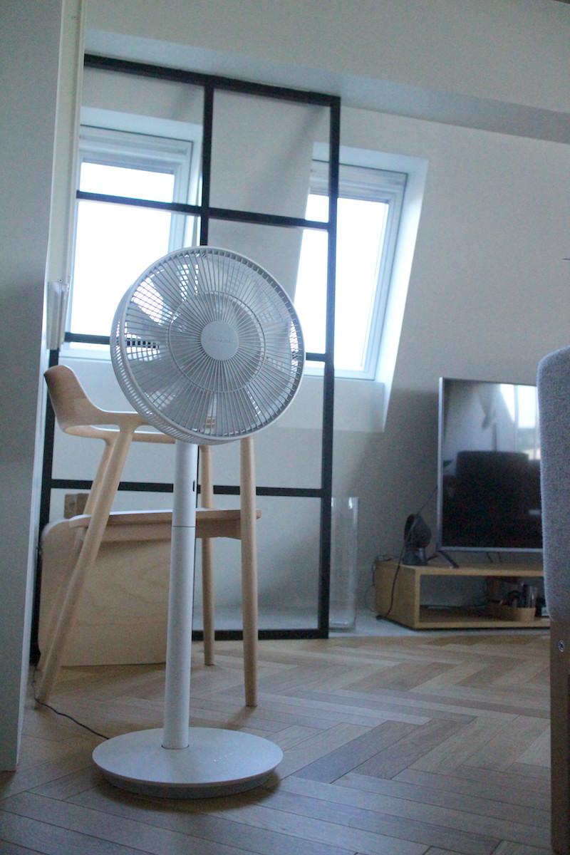 バルミューダ扇風機1.JPG