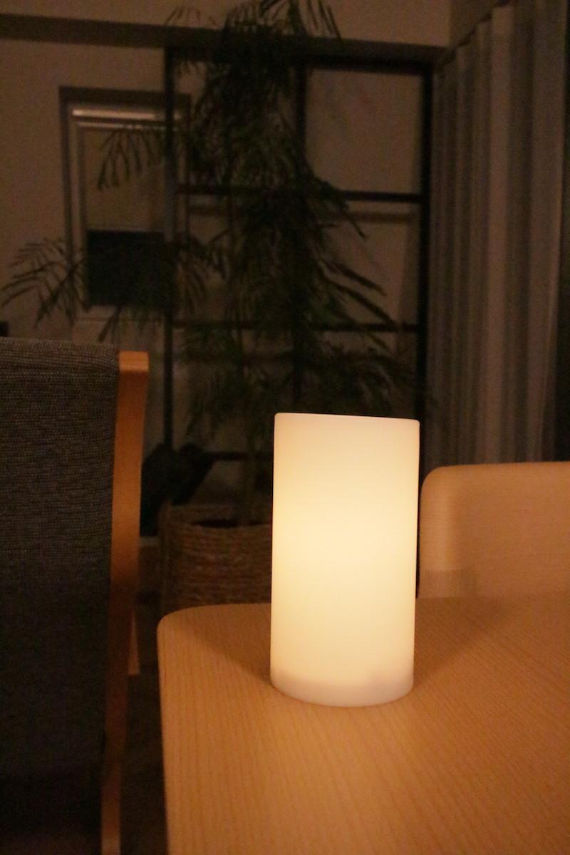 IKEAのライト2.JPG